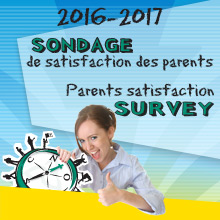 Sondage Parents 2016 2017